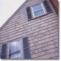 House siding and trim